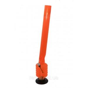 Бонг  Оранжевое солнце . 60 см.