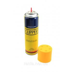 Газ для зажигалок  Clipper  250 мл.