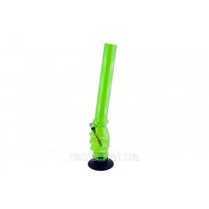 Бонг  Зеленый змей . 50 см.