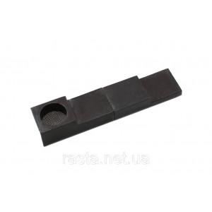 Трубка черная  Магнит. 7,5 см.