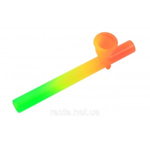 Трубка  Флуорисцентная. Трехцветная  10 см.